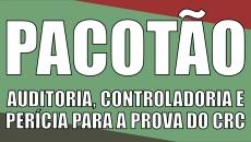Pacotão: Auditoria, Controladoria e Perícia Contábil para o Exame de Suficiência