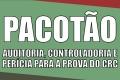 Pacotão: Auditoria, Controladoria e Perícia para o Exame de Suficiência do CFC
